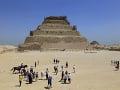 Pyramída v Sakkáre