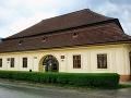 Historická prvá budova Prvého