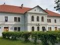 Novšia budova Prvého slovenského