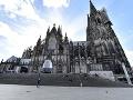 Katedrála v nemeckom Kolíne