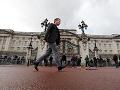 Buckinghamský palác v britskom