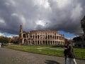 Koloseum v talianskom Ríme