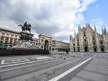 Dóm v talianskom Miláne