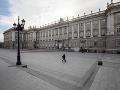 Kráľovský palác v španielskom