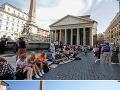 Koronavírus zmenil Rím na