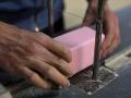 Výroba mydla vo Francúzsku