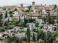 Štvrť Albaicín, Granada