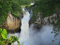 Vodopád San Rafael v