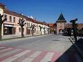 Košická ulica v Levoči