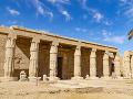 Chrám Sethiho I., Egypt