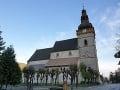 Gotický kostol v Štítniku