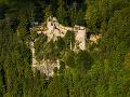 Sklabinský hrad v Blatnici