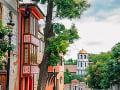 Historické centrum, Plovdiv