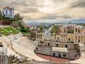 Staroveké divadlo, Plovdiv