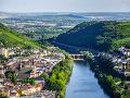 Údolie rieky Rýn