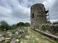 Bašta hradu Šariš, ktorú