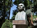 Busta Andreja Sládkoviča v