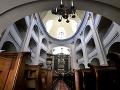 Evanjelický kostol, kde sa