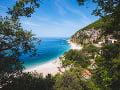 Pláž Perazica