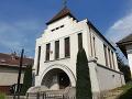 Evanjelický kostol v Magnezitovciach