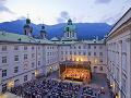 Hofburg v Innsbrucku
