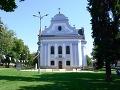 Budova evanjelického kostola na