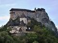 Oravský hrad v obci