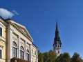 Radničné námestie v Spišskej