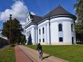 Evanjelický kostol postavený v
