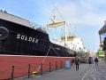 Loď Soldek je súčasťou