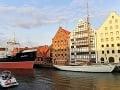 Námorné múzeum Gdansk