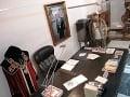 Písaci stôl zavraždeného gdanského