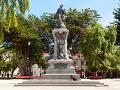 Magalhaesova socha v Punta