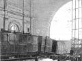 Železničné nešťastie na stanici