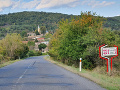 Pohľad na obec Ľuboreč