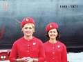 Letušky aeroliniek Qantas v