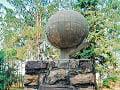 Pamätník v Zambii