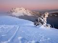 Malofatranský vrch Veľký Rozsutec,