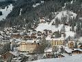 Wengen, Švajčiarsko