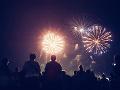 Vítanie nového roka 2010