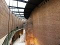 Zreštaurované mauzóleum prvého rímskeho
