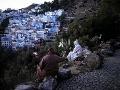 Hornaté mesto Šafšawán známe