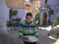 Jedenásťročný Jad predáva domáci