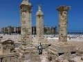 Leukaspis, Egypt