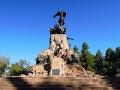 Pomník Cerro de Gloria
