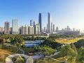 CTF Finančné centrum, Čína