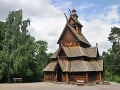 Drevený kostol Gol Stave