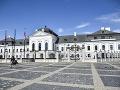Grasalkovičov palác alebo Prezidentský