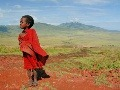 Masai - chlapec