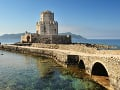 Hrad Methoni, Messenia
